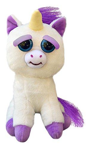 feisty pets einhorn Feisty Pets FP-UNI Glenda Glitterpoop Unicorn Haustiere Plüschtiere (Pony)