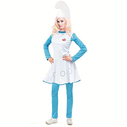 Disfraz Duende Azul para Mujer(S) 20354