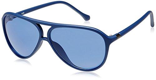 Fastrack Springers Aviator Sunglasses (Blue) (P297BU3|FREE SIZE)