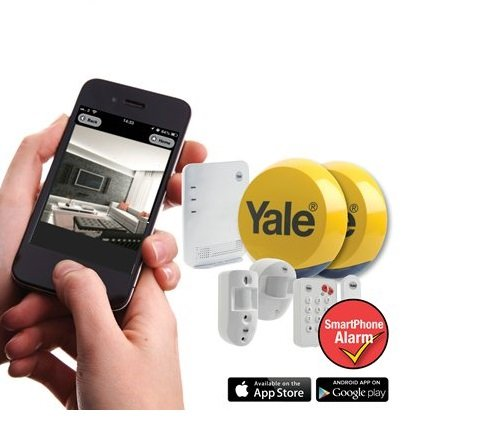 Yale EF-KIT3 Easy Fit Smart Phone Alarm Kit for sale  Delivered anywhere in UK