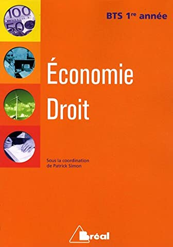 Economie Droit BTS 1re année