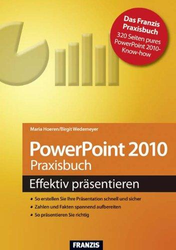 Powerpoint 2010 Praxisbuch - effektiv präsentieren! - Hören Diagramm