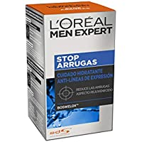L'Oreal Paris Men Expert Cuidado Hidratante para Hombre Anti-Arrugas de Expresión Stop Arrugas - 50 ml