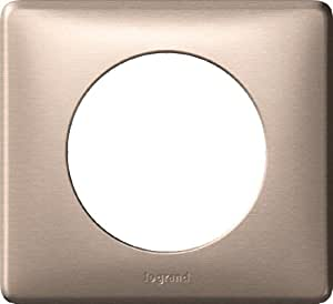 Legrand Celiane LEG99854 Plaque 1 poste Mica