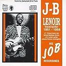 His J O B Recordings 1951-54 by J.B. Lenoir (1991-10-15)