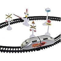 Funrise HighSpeed Metro Train Set | Big Track with Mini Signals