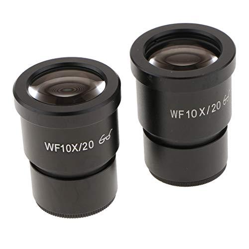 Baoblaze 2X Microscopio Esterescópico Lente Lupa
