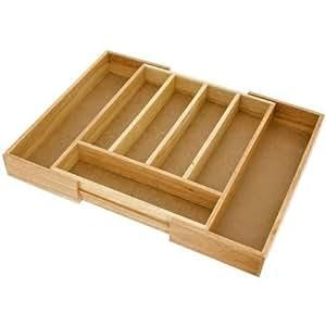 judge range couverts extensible en bois import royaume uni cuisine maison. Black Bedroom Furniture Sets. Home Design Ideas