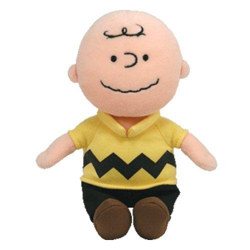 TY Beanies Charlie Brown (Charlie Brown Plüsch-spielzeug)