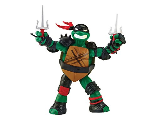 Turtles Ninja Super (Teenage Mutant Ninja Turtles Super Ninja Raphael Turtles Action)