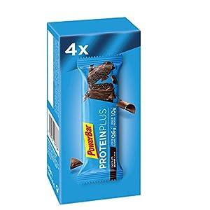 PowerBar Protein Riegel mit nur 107 Kcal – Low Sugar Eiweiß, Fitness Ballaststoffen, 30 Stück