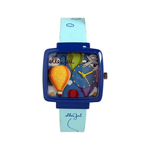 Elle GW40031P03X Girl Analog Watch For Kids