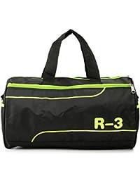 Generic Pink : New Men Womens Nylon Bags Waterproof Travel Handbag Tote Shoulder Bag Large Capacity Portable Bolsa...