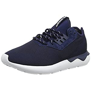 41A3wTZB%2B6L. SS300  - adidas Tubular Runner Weave, Men's Trainers