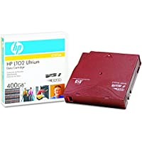 HP C7972A - Cartucho LTO2 Ultrium de datos (200/400 GB)