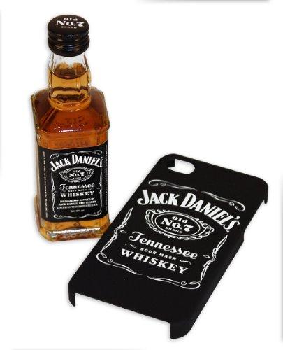 JackDaniel'siPhone4CaseOldNo.7NewEdition inkl. Jack Daniel´s Old No. 7 Brand Whisky (1 x 0.05 - Kunststoff-jack Flasche Daniels