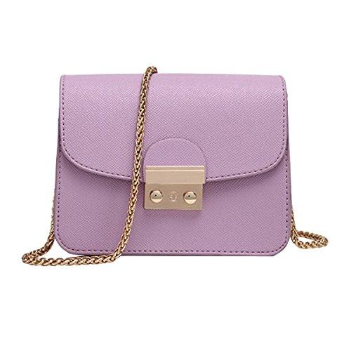 LAIDAYE Damen Schultertasche Messenger Bag Paket 3