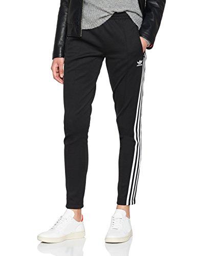 adidas Damen SST Jogginghose SST TP, Schwarz (Nero), 34 (Herstellergröße: 40)