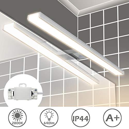 Wowatt Aplique Espejo Baño LED 8w Lámpara