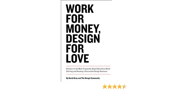 Design work pdf for money for love