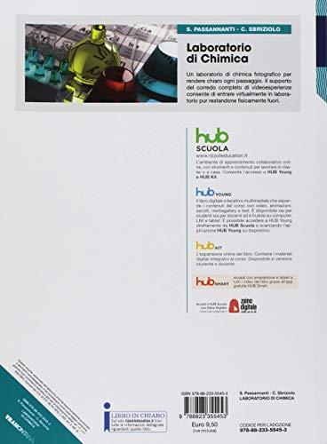 Focus chimica. Volume laboratorio. (Adozione tipo B). Per le Scuole superiori. Con ebook. Con espansione online