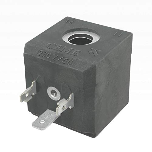 CEME 688 Magnetventilspule 230V/50Hz 17VA / für Bügelstation, Dampfreiniger