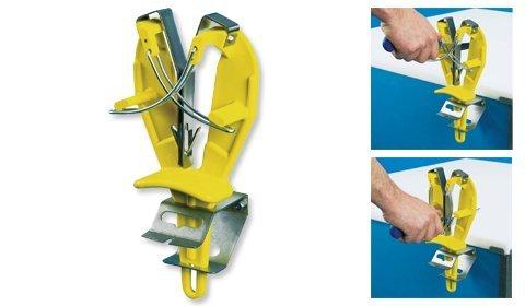 Afilador de cuchillos profesional SHARP EASY amarillo #48,100,00 Afilado de cuchillos afilador de cuchillos lazos