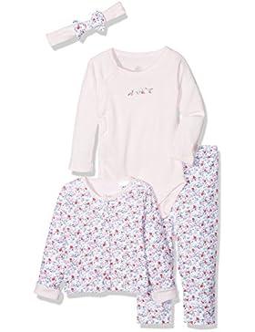 Petit Bateau Baby-Mädchen Bekleidungsset