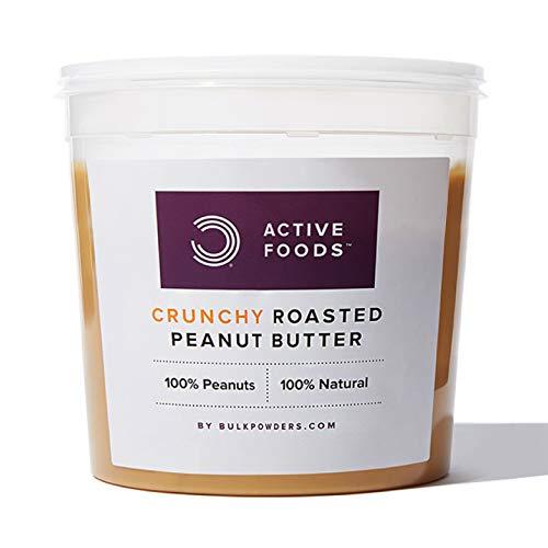 BULK POWDERS Erdnussbutter, Crunchy, 1 kg