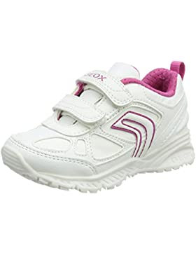 Geox J Bernie H, Zapatillas para Niñas