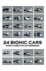 24 Bionic Cars (English Edition)