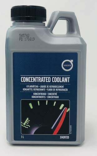 Volvo Antifreeze Concentrated Coolant - Original G11-1 liter