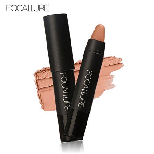 FNKDOR Rouge à Lèvres Mat Brillant Maquillage à Lèvres,Imperméable à l'eau Durable 12-couleur en option