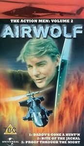 Airwolf - Vol. 2 [VHS]