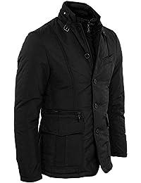 1bef5e6d7d Amazon.it: Giubbotto Uomo Slim: Abbigliamento