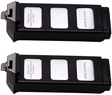 2pcs 7.4V 1800mAh Li-Po Batterie pour Quadricoptère Drone BW 5W B5W RC MJX - Gris | Dans De Nombreux Styles