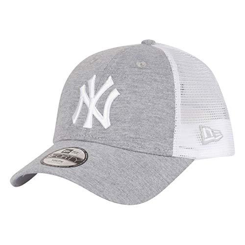 New Era New York Yankees 9forty Adjustable Kids Cap Summer League Grey/White - Youth New York Yankees-kinder-fan