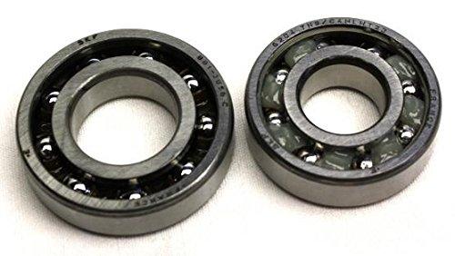 Kurbelwellenlagersatz 3 4 und 5 Gang für 50ccm Zündapp und Minarelli Motoren, z. B. GTS 50, Hai 50, C 50 -