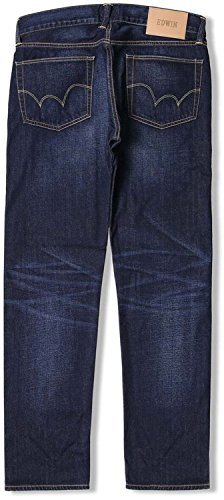Edwin ED-75 Relaxed Tapered Jeans coal wash