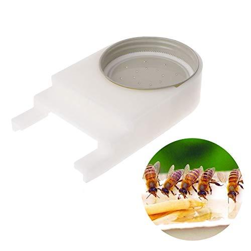 XdremYU 2 Teile/Satz Bienenstock Honigbienen Wasser Feeder Eingang Futtergeräte Feuchtigkeitsversorgung Imker Werkzeug