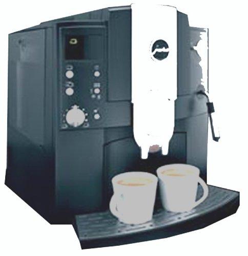 Jura Espresso-Vollautomat E60 Impressa schwarz 13070