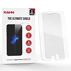 half off 86ac6 d2847 Screen Protector iPhone 7 6s 6 8 Screen Protectors Tempered Glass Screen  Protector Film Shatterproof