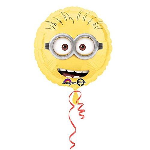 amscan 2995201 - Folienballon Despicable Me Minions, Spiel