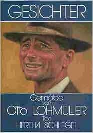 Gesichter: Gemälde von Otto Lohmüller: Amazon.de: Otto
