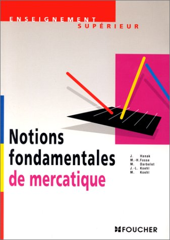 Notions fondamentales de mercatique