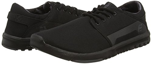 Etnies SCOUT Herren Sneakers Black (Black/Grey/Black005)