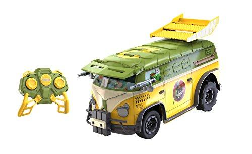 Nikko Ferngesteuertes Fahrzeug Ninja Turtles RC Party 71000