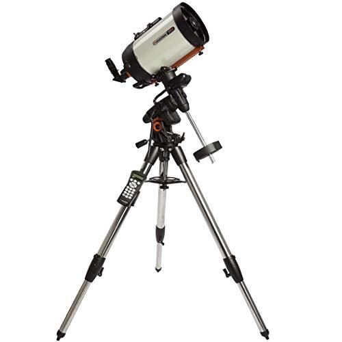 GGPUS Suivi Automatique de la Recherche des étoiles dans Le télescope Edgehd AVX8, Lunette de visée pour Lunette astronomique, Film Vert Multicouche, Collection Lumière 841 Fois