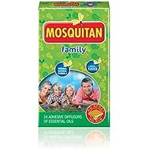 Perfecto libre de mosquitos parches repelente de insectos Deet para la familia.