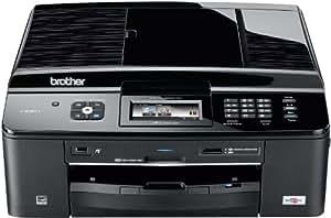 Brother MFCJ825DW Imprimante Multifonctions jet d'encre 4 en 1 couleur